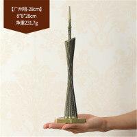 欧式复古埃菲尔铁塔摆件 办公室客厅桌面建筑模型装饰工艺品