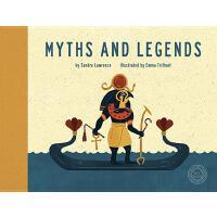 【预订】Myths and Legends