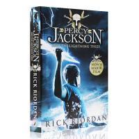 英文原版 Percy Jackson and the Lightning Thief #1 波西杰克逊 经典小说