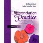 【预订】Differentiation in Practice, Grades 5-9: A Resource