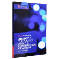 【中商原版】亚里士多德:雅典的政治和宪法 英文原版 Aristotle: The Politics and the Constitution of Athens
