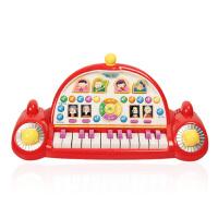 儿童电子琴玩具宝宝游戏音乐琴1-3岁女孩早教钢琴礼物