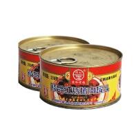 德和 红烧猪肉罐头250g