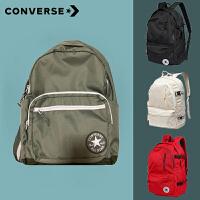 Converse匡威书包背包双肩包女男灰绿色潮牌学生经典款限定款校园