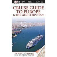 【预订】DK Eyewitness Travel Guide: Cruise Guide to Europe