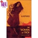 【中商海外直订】The Women of Troy