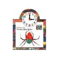 Tell Time with the Very Busy Spider [With Moveable Clock]