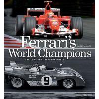 【预订】Ferrari's World Champions: The Cars That Beat the
