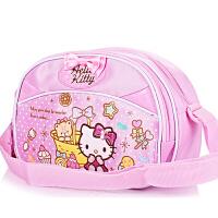 Hello Kitty 凯蒂猫 儿童斜挎包女孩可爱单肩包 661252