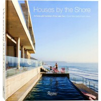 HOUSES BY THE SHORE 英文版 高端定制 现代风格滨水别墅设计 别墅建筑与室内设计书