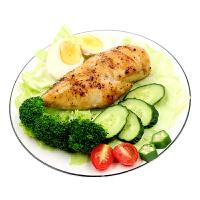 农谣 鸡胸肉 加热即食速食鸡肉 健身增肌低脂代餐高蛋白食品 10盒装