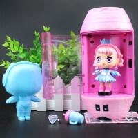 lol亿奇惊喜猜拆乐拆拆球蛋神秘太空舱娃娃仿真 公主盲盒女孩玩具