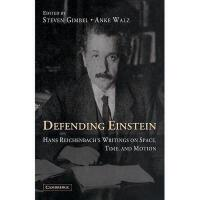 【预订】Defending Einstein: Hans Reichenbach's Writings on