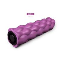 泡沫轴肌肉放松按摩滚轴keep健身瑜伽柱筋膜狼牙棒滚筒瘦腿 46.5*13cm