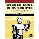 【预订】Wicked Cool Ruby Scripts: Useful Scripts That Solve