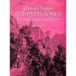 【预订】Complete Songs for Solo Voice and Piano, Series II