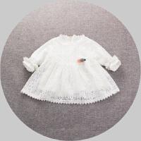 女童上衣儿童打底衫婴儿衣服长袖 女宝宝T恤春装