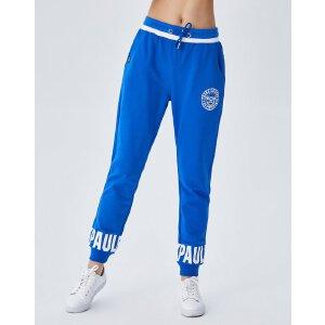 【限时秒杀到手价:89元】paul frank/大嘴猴休闲潮流风女式运动长裤