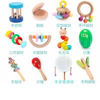 九个月宝宝的玩具 手摇铃0-1一周岁女幼儿男孩3-6七12个月玩具 婴儿摇铃组合 十二件套