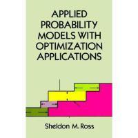 【预订】Applied Probability Models with Optimization