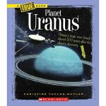 英文原版 Planet Uranus 天王星学乐出版Scholastic 儿童启蒙 科普星球知识 认知百科普阅读绘本图