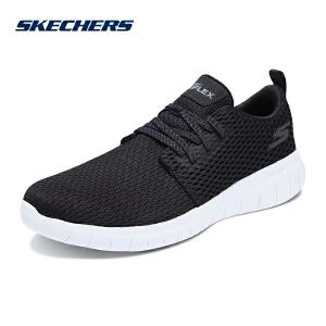 Skechers斯凯奇女鞋新款轻质网布健步鞋 时尚简约休闲鞋 15701