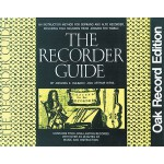 【预订】The Recorder Guide: Oak Record Edition