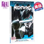 【中商原版】DC宇宙重生:夜翼1 英文原版 Nightwing Vol.1: Better Than Batman D