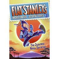 【预订】Flat Stanley's Worldwide Adventures #3: The Japanese