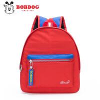 轻便护脊可爱女童双肩背包儿童书包幼儿园男宝宝1-3-5周岁