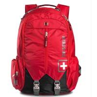 SWISSWIN瑞士军刀电脑双肩包背包登山包旅行包户外潮男女生SW9176