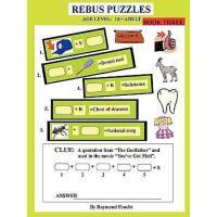 【预订】Rebus Puzzles (Book Three)