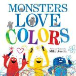 【预订】Monsters Love Colors