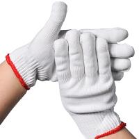 劳保手套 耐磨线手套批发劳保用品手套