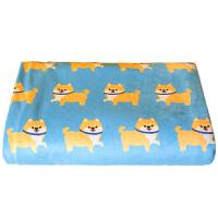 办公室空调盖毯午休毯 儿童婴儿法兰绒毯