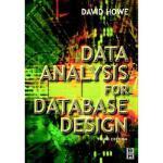 【预订】Data Analysis for Database Design