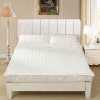 百丽丝家纺 水星出品 舒适床垫 暖宝抗菌床垫  床上用品