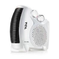 TCL取暖器电暖风机小太阳电暖气家用节能迷你小型浴室热风电暖器 3秒速热 智能温控 立卧两用