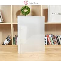 办公收纳透明文件夹文件管理夹 Heilan Home/海澜优选生活馆
