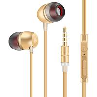 A1耳机入耳式重低音小米苹果耳塞式男女生手机通用线控