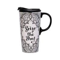 【网易考拉】考拉工厂店 DIY手绘字母带盖魔法杯+陶瓷笔