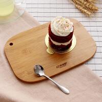 【年货节】ORZ 厨房切菜板刀板方形案板和面板家用 楠竹制长方形水果辅食砧板可挂