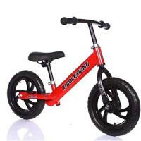儿童自行车宝宝平衡车滑行车3456岁小孩无脚踏滑步车助步自行车可坐人