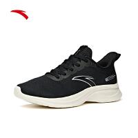 【到手价240】安踏运动鞋男 2021新款跑步鞋透气官网男鞋112125570