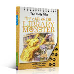 The Buddy Files: The Case of the Library Monster 狗侦探5 英文原版