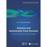 【预订】Science and Sustainable Food Security: Selected