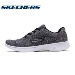 Skechers斯凯奇Go Walk4新品低帮女鞋 户外健步鞋 14178