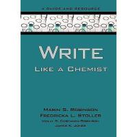【预订】Write Like a Chemist: A Guide and Resource