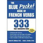 【预订】The Blue Pocket Book of French Verbs: 333 Fully