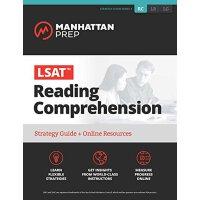 LSAT Reading Comprehension LSAT阅读理解:策略指南+在线追踪【英文原版】
